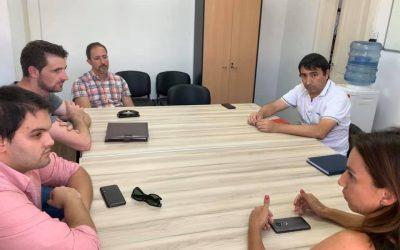 La CISCU se reunió con la nueva Directora de Producción del Municipio de Concepción del Uruguay y su equipo